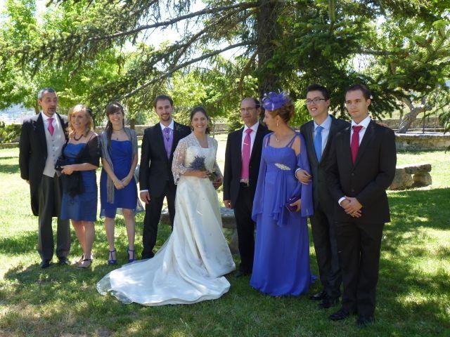La boda de Nacho y Itziar en El Espinar, Segovia 7
