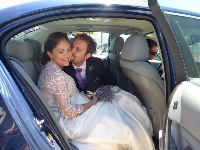 La boda de Itziar y Nacho