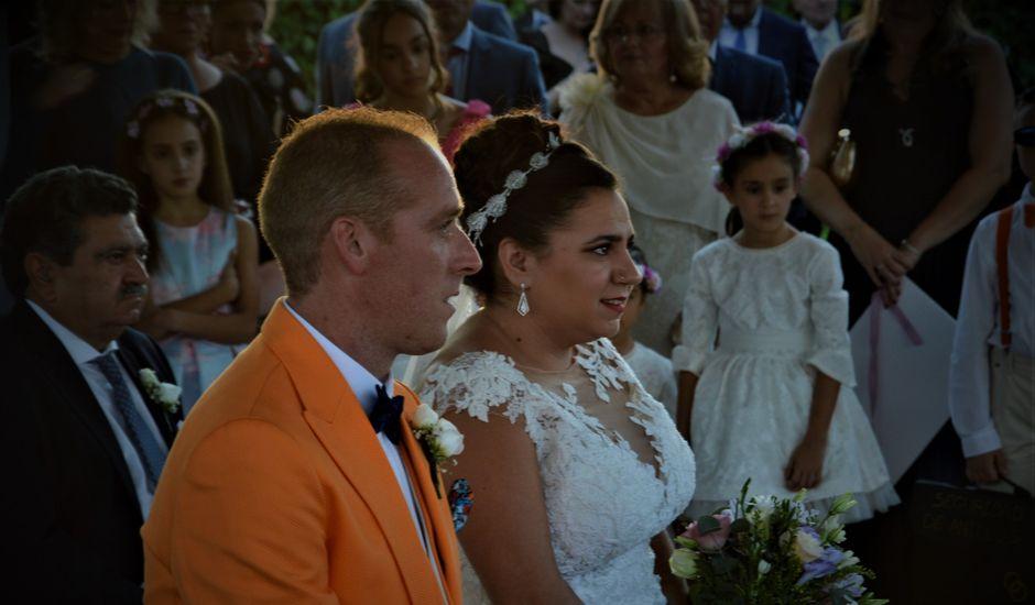 La boda de Carlos y Alba en Linares, Jaén