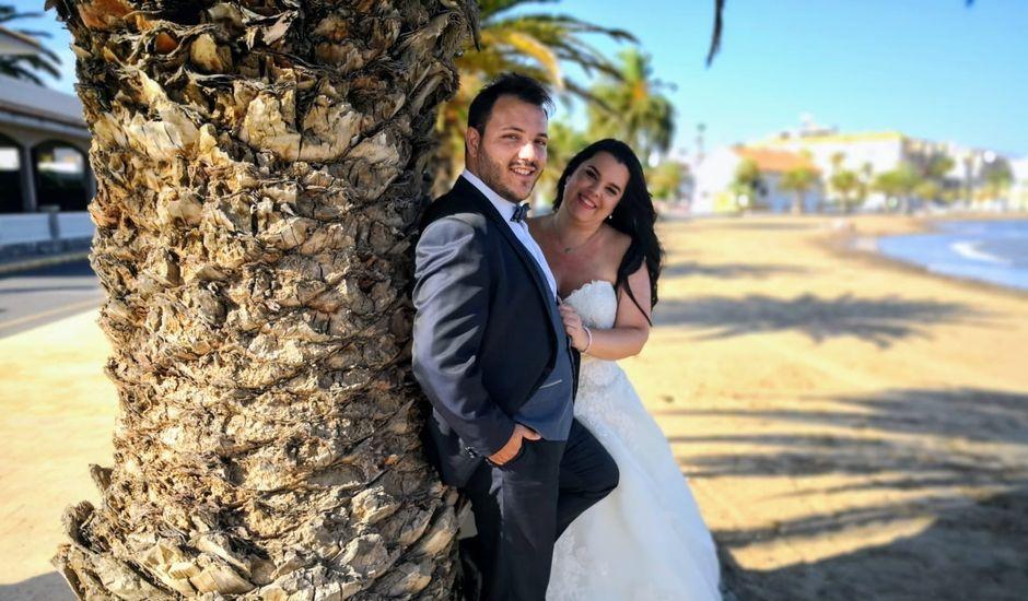 La boda de Antonio y Ana en Totana, Murcia