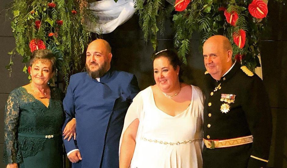 La boda de Oriol y Patricia en Pinto, Madrid