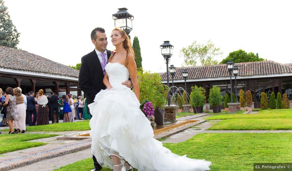 La boda de David y Jenifer en Illescas, Toledo