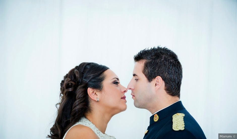 La boda de Pedro y Ángeles en Pliego, Murcia