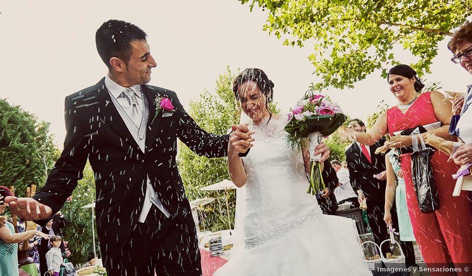 La boda de Raúl y Flori en Illescas, Toledo