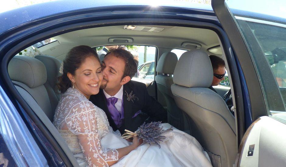 La boda de Nacho y Itziar en El Espinar, Segovia