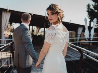 La boda de Paola y Michael