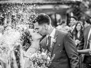 La boda de Lucía y Mario