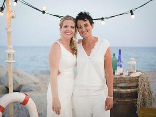 La boda de Silvia y Jess