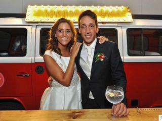 La boda de Tina  y Xavi