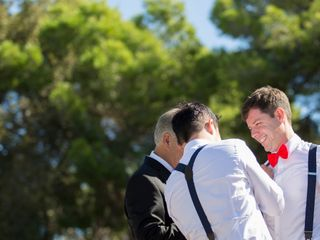 La boda de Rubén y Fede 2