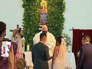 La boda de Maria y Juan Carlos  2