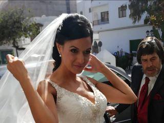La boda de Elena  y Daniel 1