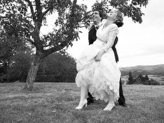 La boda de Karlota y Erlantz