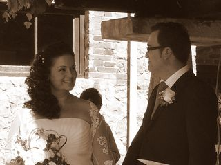 La boda de Eva y Carles
