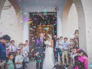 La boda de Nuria y Fran