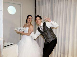 La boda de Nerea y Gaby