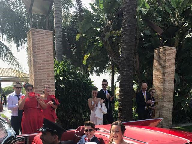 La boda de Sergio Bonet Catalá y Lola Carbonell Asensi en Alginet, Valencia 3