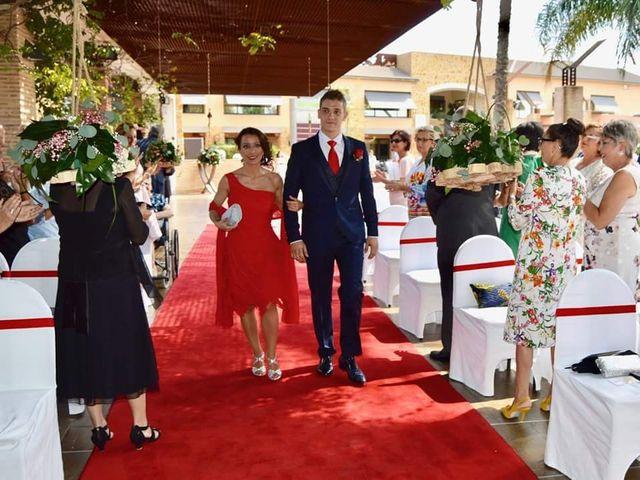 La boda de Sergio Bonet Catalá y Lola Carbonell Asensi en Alginet, Valencia 2