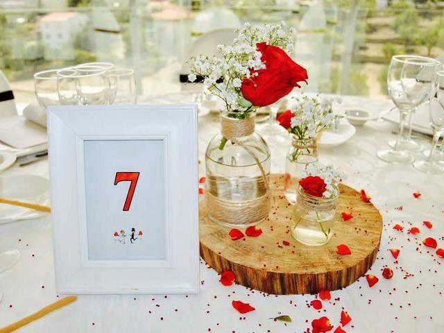 La boda de Sergio Bonet Catalá y Lola Carbonell Asensi en Alginet, Valencia 4
