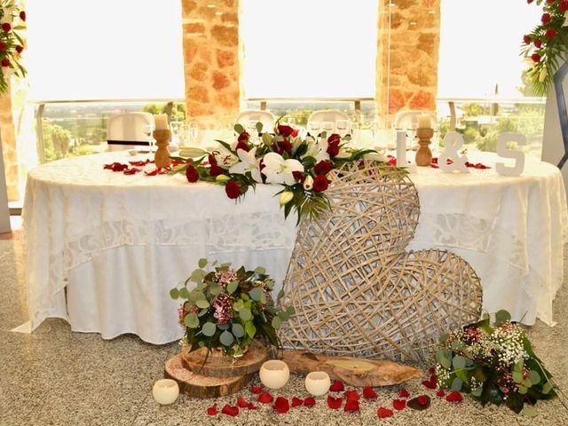 La boda de Sergio Bonet Catalá y Lola Carbonell Asensi en Alginet, Valencia 5