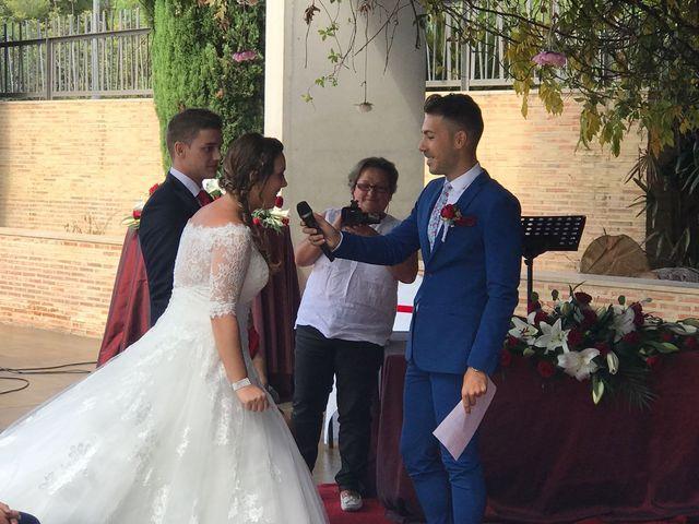 La boda de Sergio Bonet Catalá y Lola Carbonell Asensi en Alginet, Valencia 7