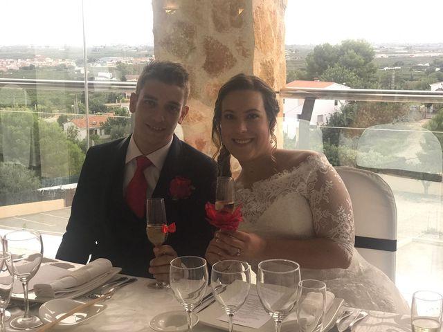 La boda de Sergio Bonet Catalá y Lola Carbonell Asensi en Alginet, Valencia 8
