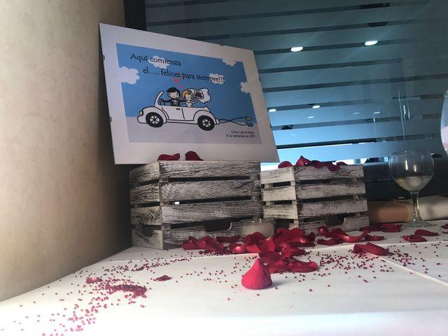 La boda de Sergio Bonet Catalá y Lola Carbonell Asensi en Alginet, Valencia 14
