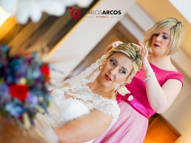 La boda de Rafa y Nerea en Ubeda, Jaén 1