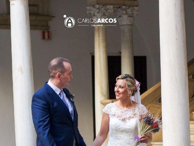 La boda de Rafa y Nerea en Ubeda, Jaén 5