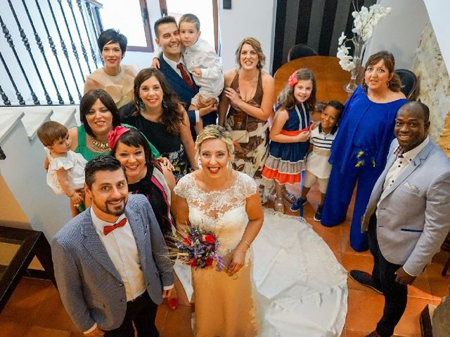 La boda de Rafa y Nerea en Ubeda, Jaén 9