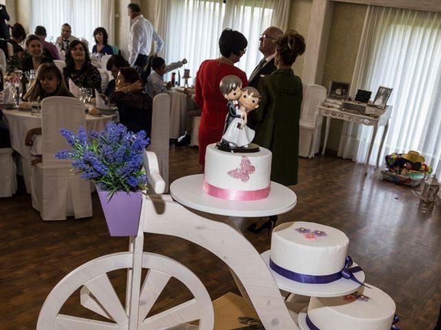 La boda de Santiago y Isabel en A Coruña, A Coruña 9