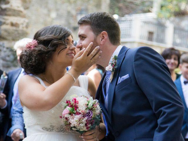 La boda de Isabel y Santiago