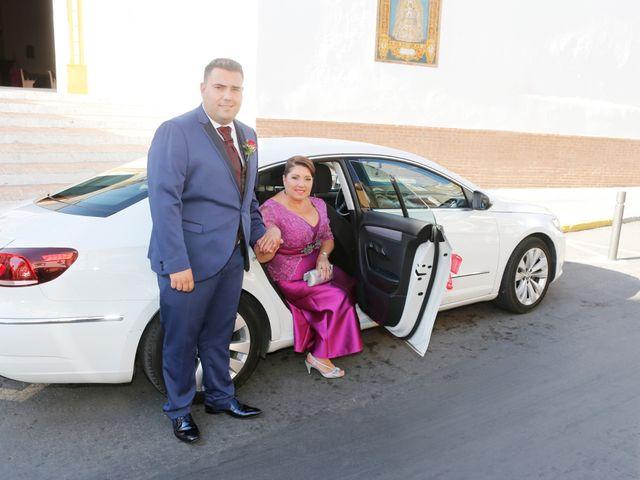 La boda de Jesús y Isabel Mª en Alcala De Guadaira, Sevilla 9
