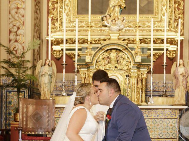La boda de Jesús y Isabel Mª en Alcala De Guadaira, Sevilla 11
