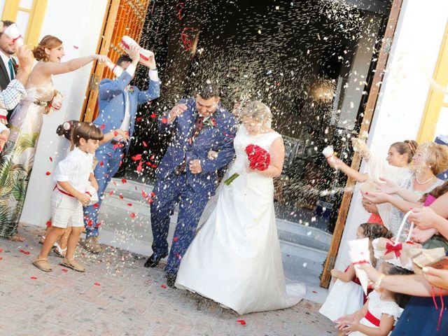 La boda de Jesús y Isabel Mª en Alcala De Guadaira, Sevilla 12