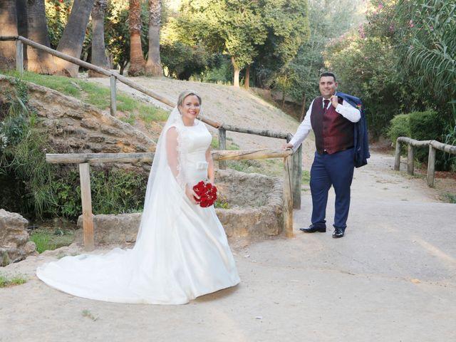 La boda de Jesús y Isabel Mª en Alcala De Guadaira, Sevilla 13