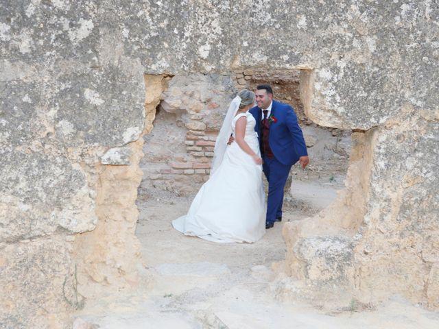 La boda de Jesús y Isabel Mª en Alcala De Guadaira, Sevilla 15
