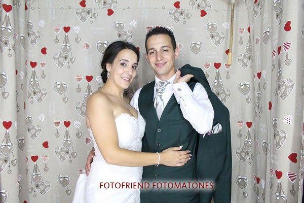 La boda de Abraham y Maria en Jerez De La Frontera, Cádiz 3