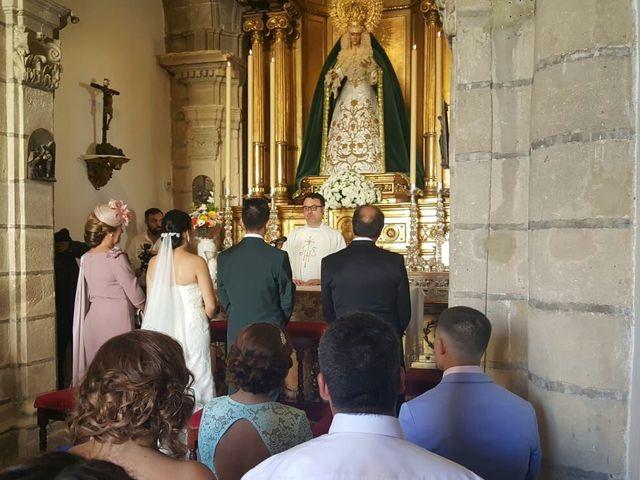 La boda de Abraham y Maria en Jerez De La Frontera, Cádiz 2