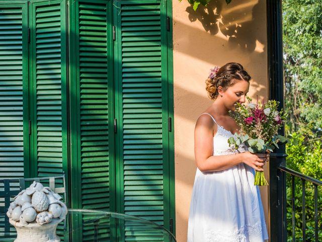 La boda de Mario y Lucía en El Escorial, Madrid 14