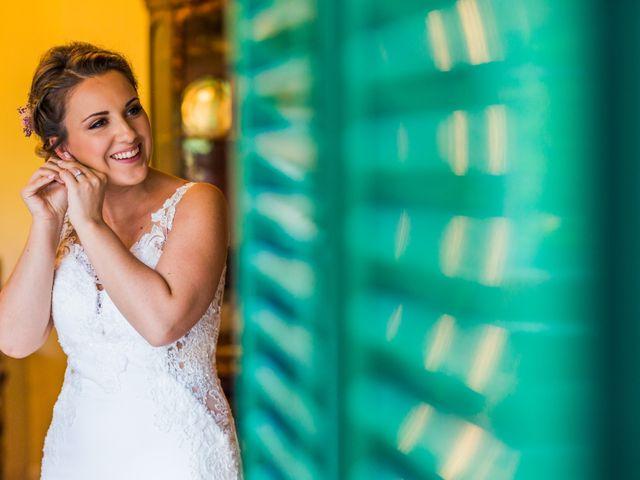 La boda de Mario y Lucía en El Escorial, Madrid 18