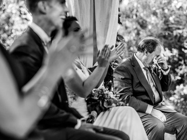 La boda de Mario y Lucía en El Escorial, Madrid 36