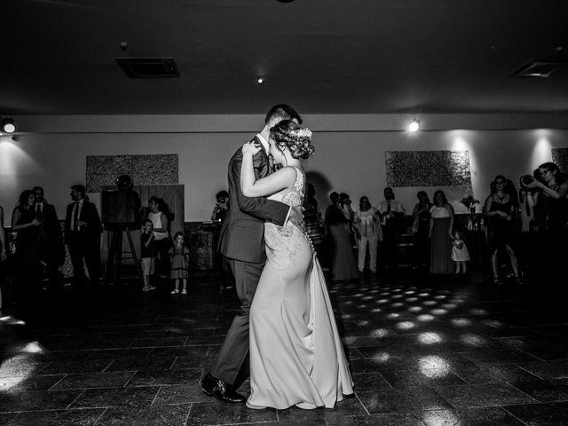 La boda de Mario y Lucía en El Escorial, Madrid 105