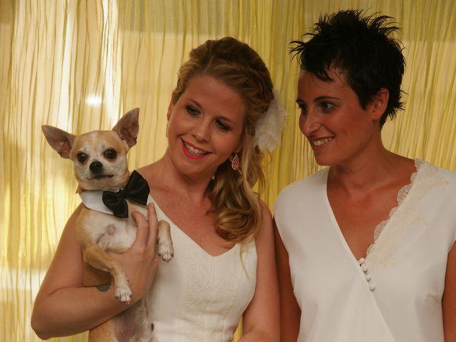 La boda de Jess y Silvia en Canet De Mar, Barcelona 3