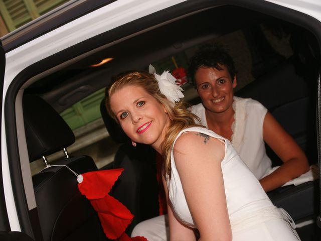 La boda de Jess y Silvia en Canet De Mar, Barcelona 2