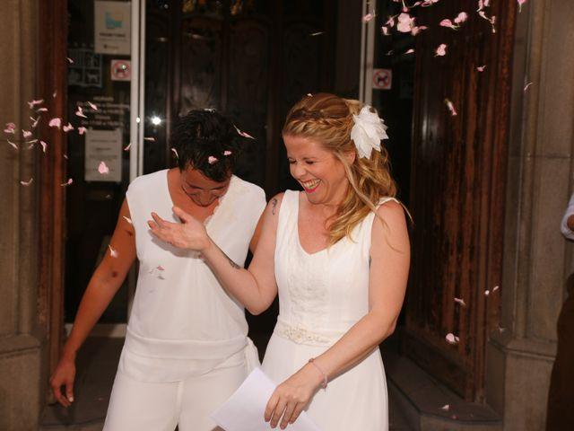 La boda de Jess y Silvia en Canet De Mar, Barcelona 5