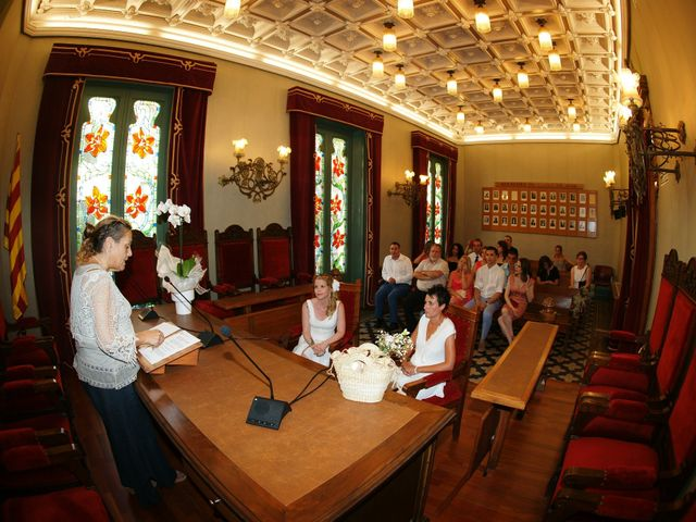 La boda de Jess y Silvia en Canet De Mar, Barcelona 6