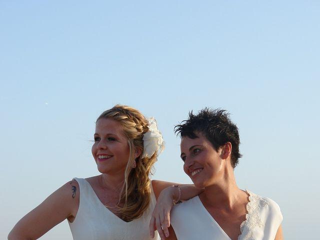 La boda de Jess y Silvia en Canet De Mar, Barcelona 10