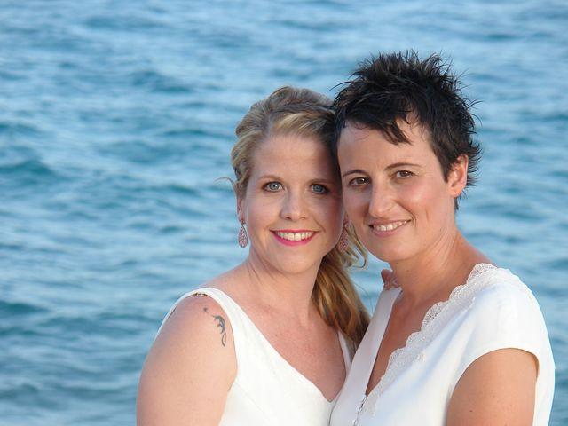 La boda de Jess y Silvia en Canet De Mar, Barcelona 13