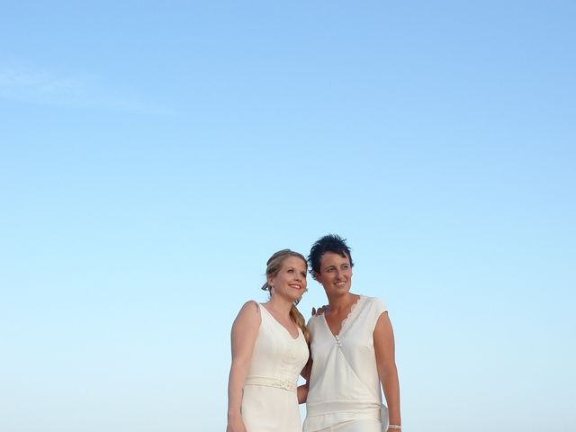 La boda de Jess y Silvia en Canet De Mar, Barcelona 14
